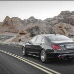 2017 Mercedes-Benz S-Class Drive