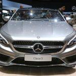 2017 Mercedes-Benz S-Class Facelift