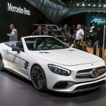 2017 Mercedes-Benz SL Model