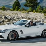 2017 Mercedes-Benz SL63 Model