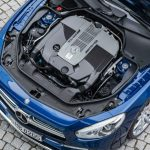 2017 Mercedes-Benz SL65 AMG Engine