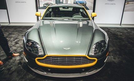 Aston Martin V8 Vantage N430 Facelift