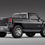 Hummer Truck 2015 H3T