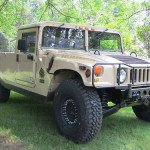 Hummer Truck H1