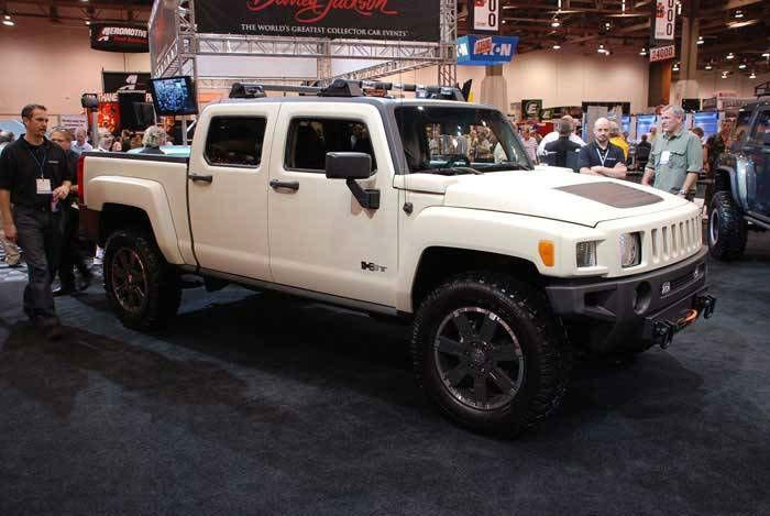 Hummer Truck H3T