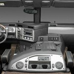 Hummer Truck Interior