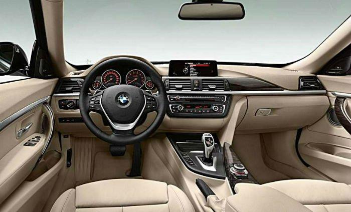 2017 BMW 3 Series Interior