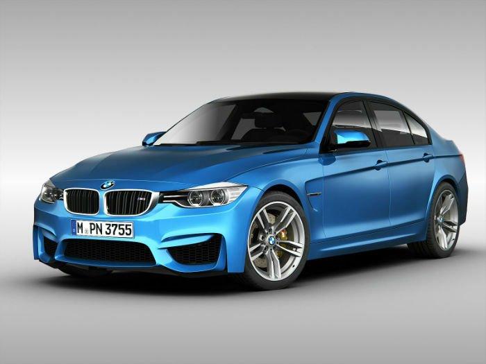 2017 BMW 3 Series Model