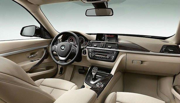 2017 BMW 5 Series Interior