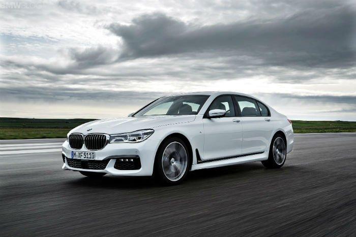 2017 BMW 5 Series M Sport