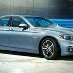 2017 BMW 5 Series Model