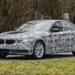 2017 BMW 5 Series Spy Shots