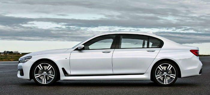 2017 BMW 7 Series M Sport
