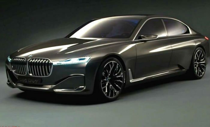 2017 BMW 7 Series MSRP