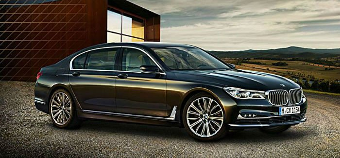2017 BMW 7 Series Release