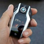 2017 BMW 7 Series key