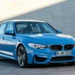 2017 BMW M3 Changes