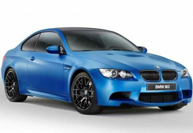 2017 BMW M3 Coupe Concept