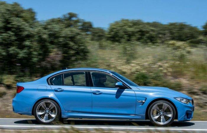 2017 BMW M3 Model