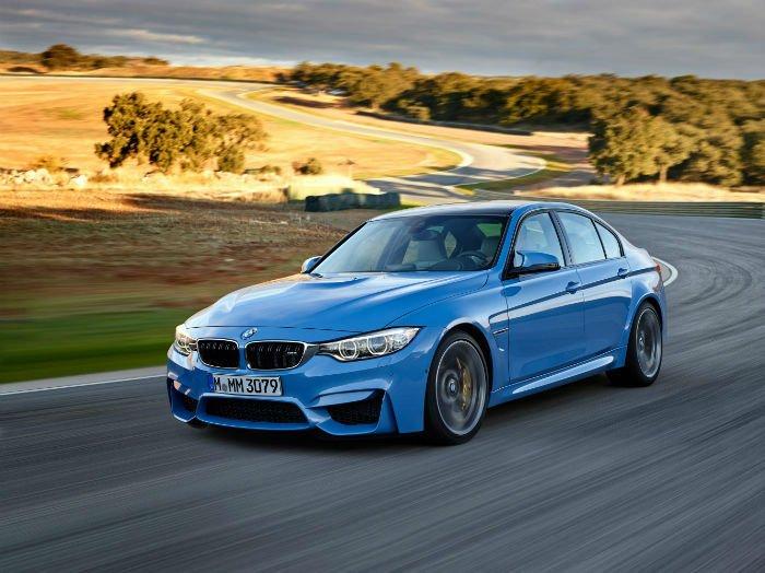 2017 BMW M3 Wallpaper