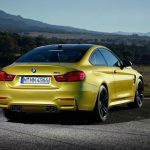 2017 BMW M4 Colors