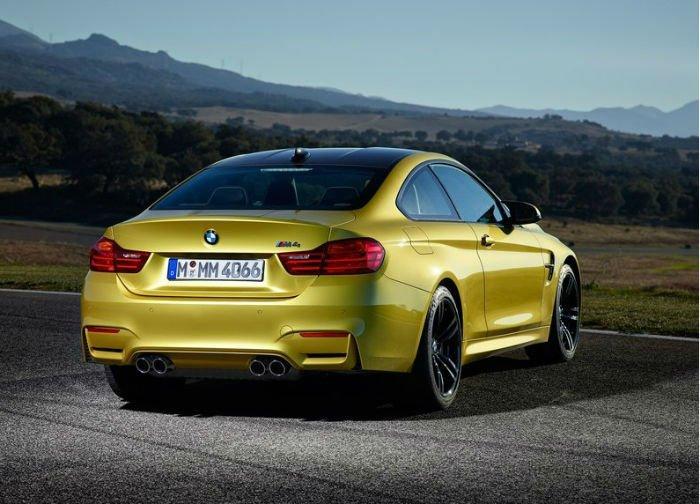 2017 BMW M4 Colors