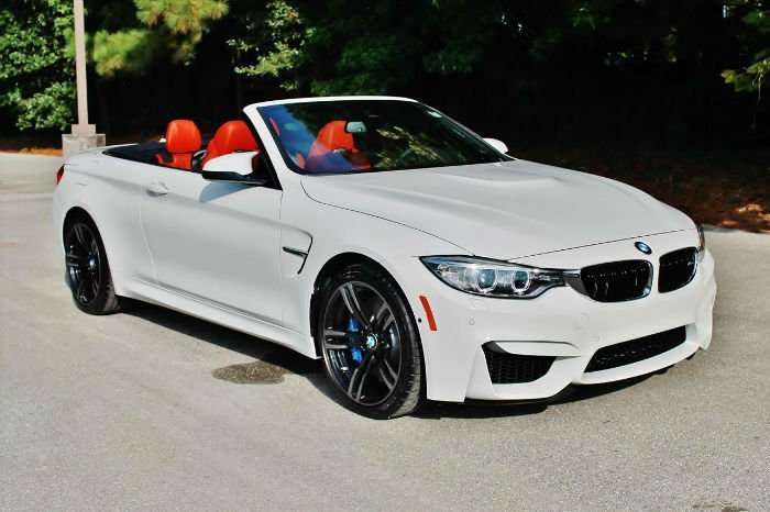 Bmw 428i Convertible >> 2017 BMW M4 Convertible