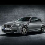 2017 BMW M5 All Wheel Drive