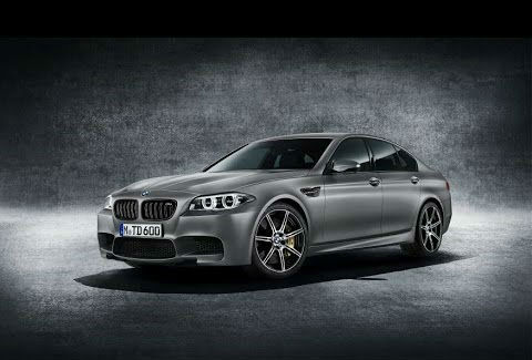 2017 BMW M5 All Wheel Drive