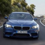 2017 BMW M5 Facelift