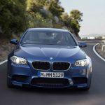 2017 BMW M5 Facelift