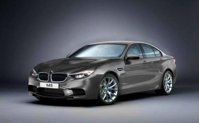 2017 BMW M5 Model
