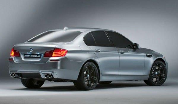 2017 BMW M5 Release