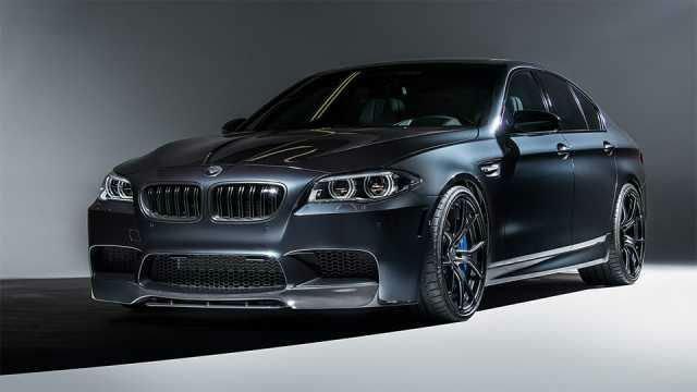 2017 BMW M5 Sedan