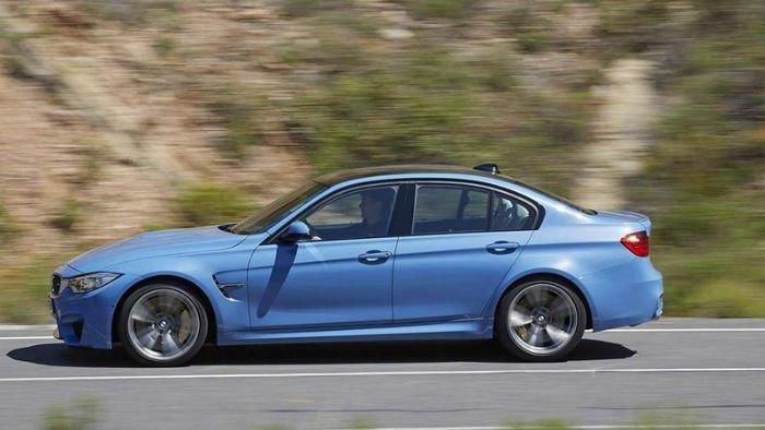 2017 BMW M5 xDrive