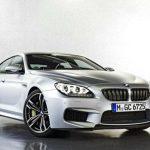 2017 BMW M6 Sedan