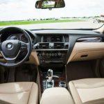 2017 BMW X3 Interior
