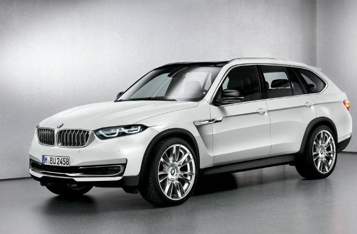 2017 BMW X3 Model