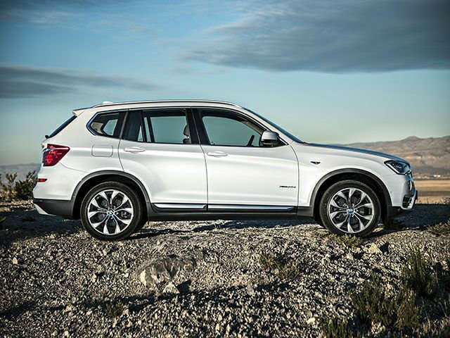 2017 BMW X3 xDrive28d Wallpaper