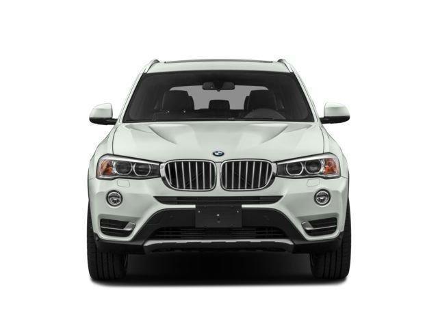 2017 BMW X3 xDrive28i Facelift