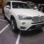 2017 BMW X3 xDrive35i Model