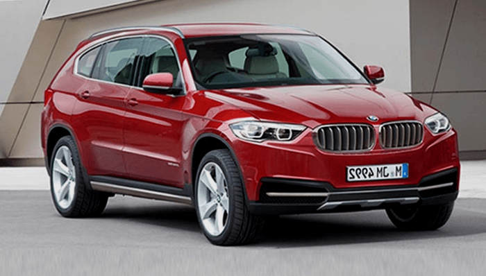 2017 BMW X5 Changes