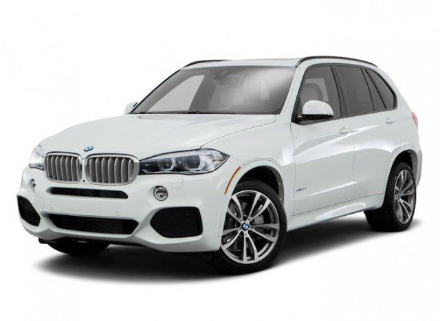 2017 BMW X5 Facelift