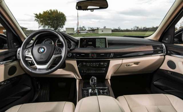 2017 BMW X5 Interior