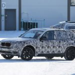 2017 BMW X5 Spy Shots
