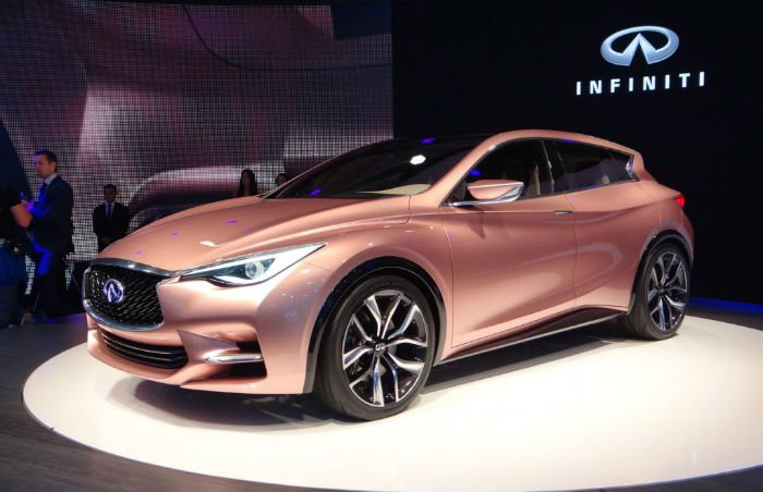 2017 Infiniti G37 Concept