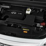 2017 Infiniti Q60 Coupe Engine