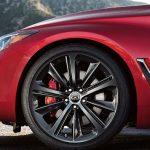 2017 Infiniti Q60 Coupe Wheels
