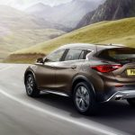 2017 Infiniti QX30 Wallpaper