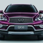 2017 Infiniti QX50 Facelift